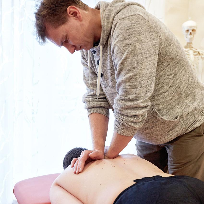 Osteopathie Koblenz – Osteopathicum Behandlung