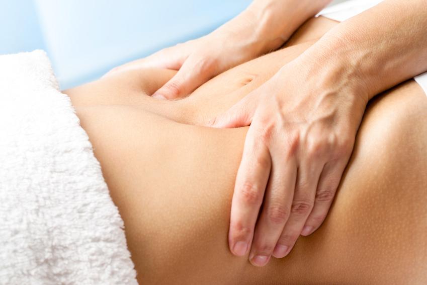 Osteopathie bei Bauchschmerzen